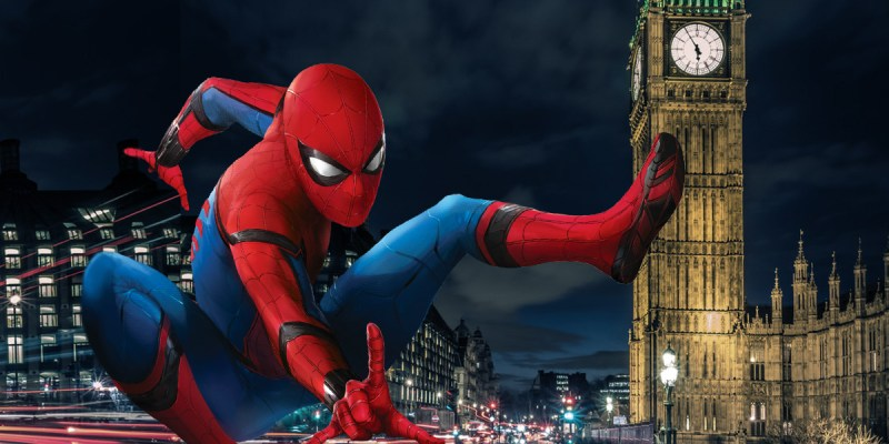 Spider-Man: Homecoming 2 à Londres ?