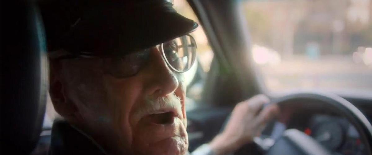 Stan Lee dans Avengers: Infinity War