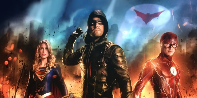 Batwoman vs Supergirl, Arrow et Flash