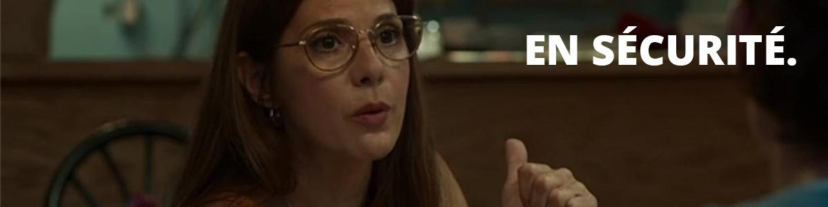 Tante May (Marisa Tomei) dans Spi