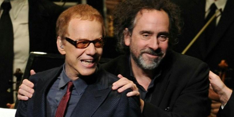 Danny Elfman & Tim Burton