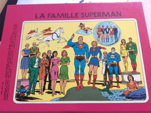 Superman a une super-famille