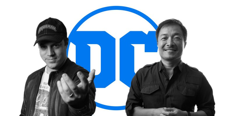 DC Comics : Geoff Johns et Jim Lee