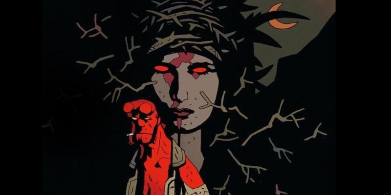 Hellboy par Mike Mignola