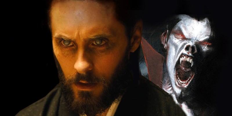 Jared Leto est Morbius