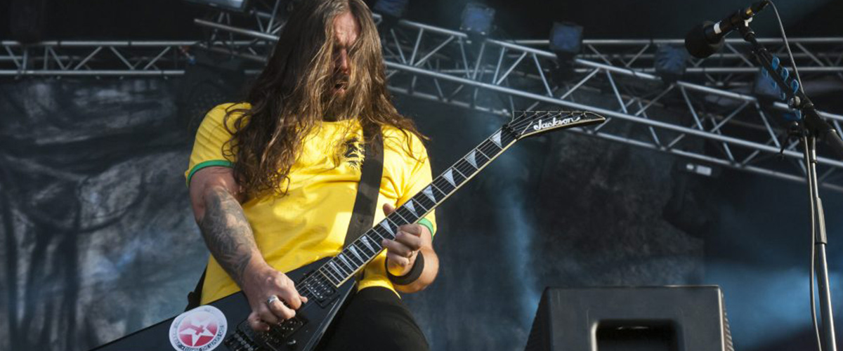 Sepultura, Hellfest 2014 (Photo : Dominique Clère)