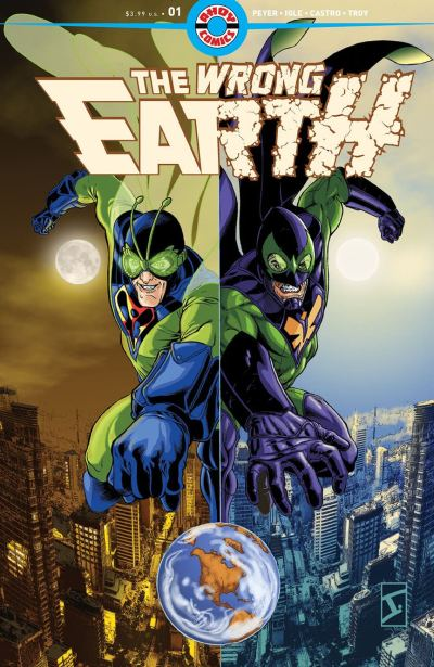 The Wrong Earth, AHOY Comics