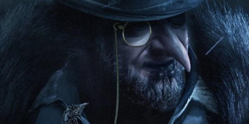 Andy Serkis dans le rôle du Pingouin dans The Batman par Bosslogic