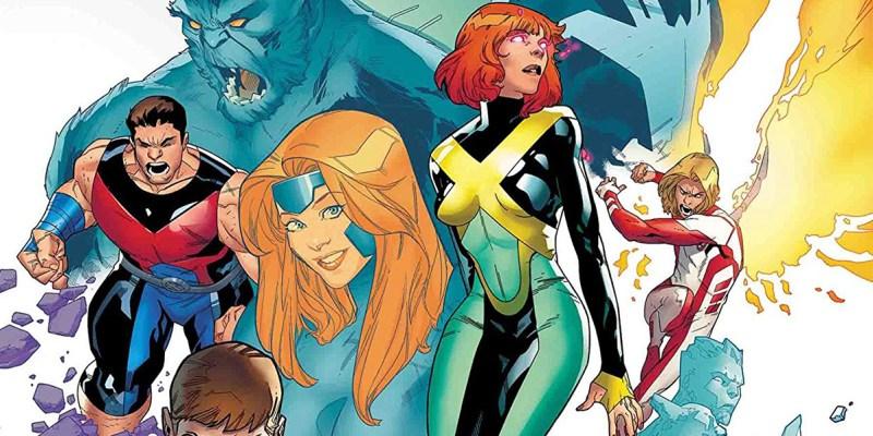 X-Men Blue #36 (Marvel Comics) par RB Silva