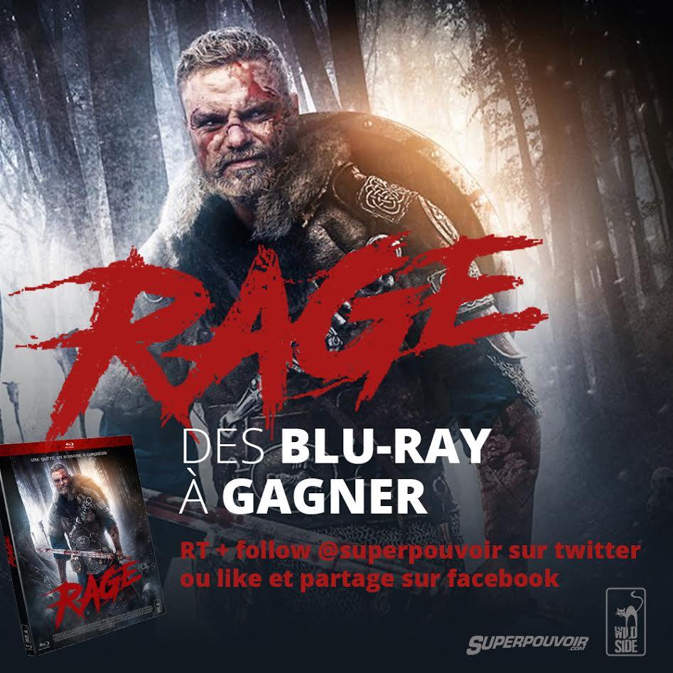 Jeux Concours Blu-Ray Rage