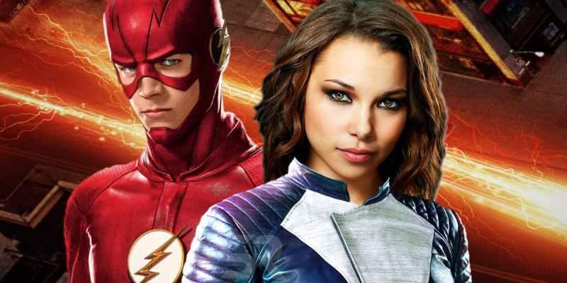 Jessica Parker Kennedy sera XS dans la saison 5 de The Flash