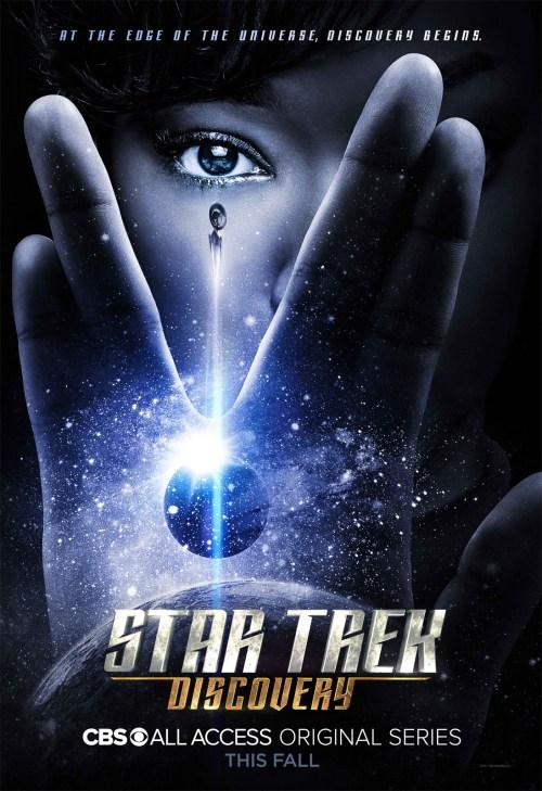 affiche Star Trek: Discovery