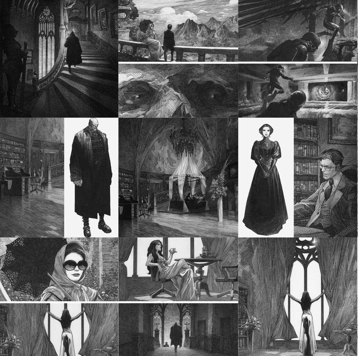 La Mort Vivante, par Olivier Vatine et Alberto Varanda