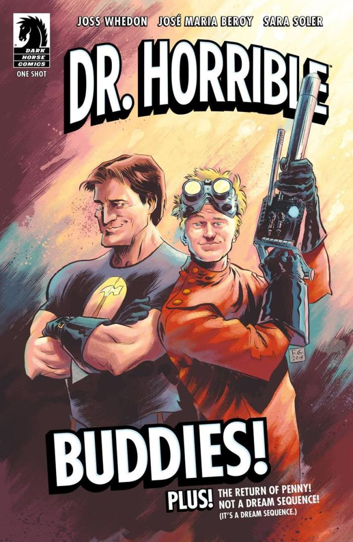Dr. Horrible: Best Friends Forever One-Shot