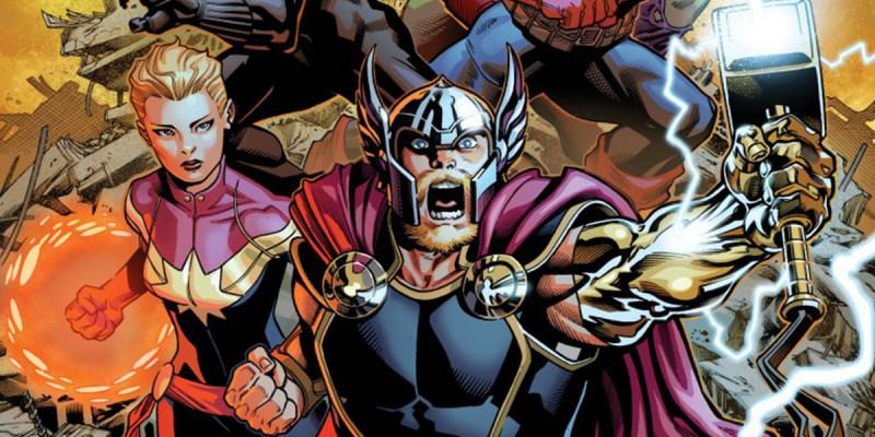 Fresh Start : Avengers #1