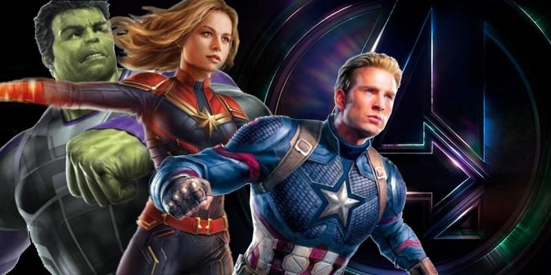 Avengers 4 : image promotionnelle