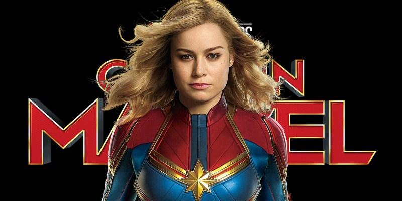 Captain Marvel (Brie Larson)