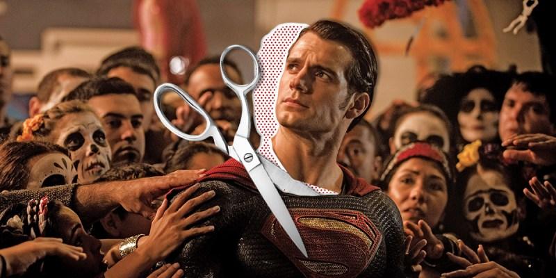 Henry Cavill ne sera plus Superman