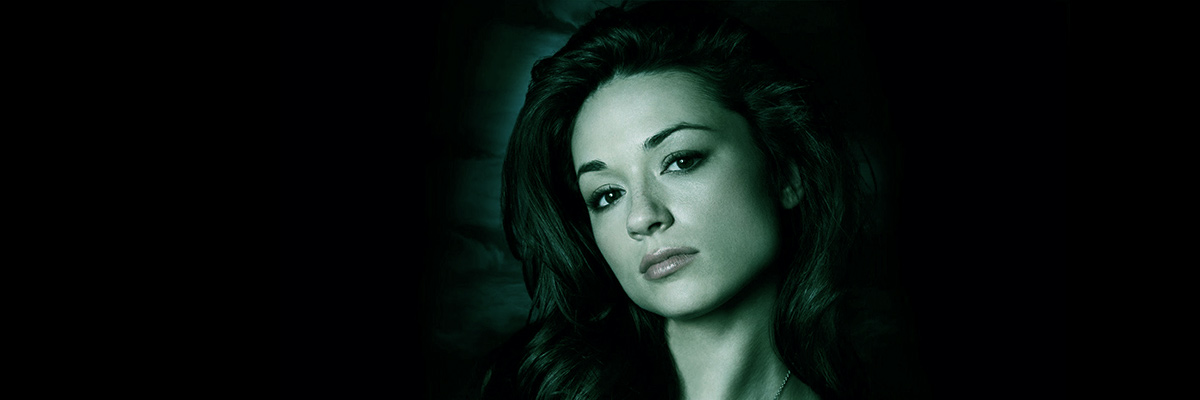 Crystal Reed sera Abby Arcane dans Swamp Thing