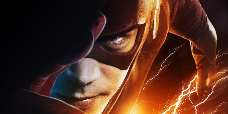 La série The Flash sur la CW