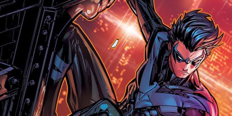 Nightwing #50 Variant (DC Comics) par Jonboy Meyers