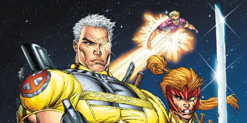 X-Force par Rob Liefeld