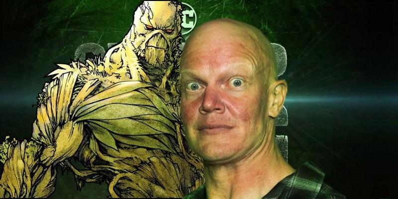 Derek Mears est Swamp Thing pour DC Universe