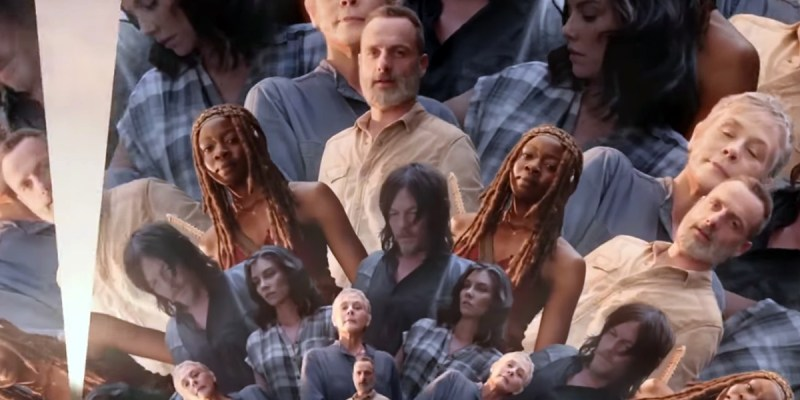 The Walking Dead, saison 9, trailer