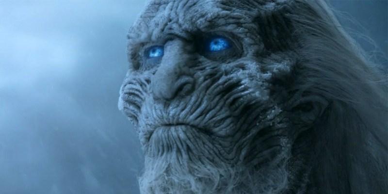Les Marcheurs Blancs de Game of Thrones