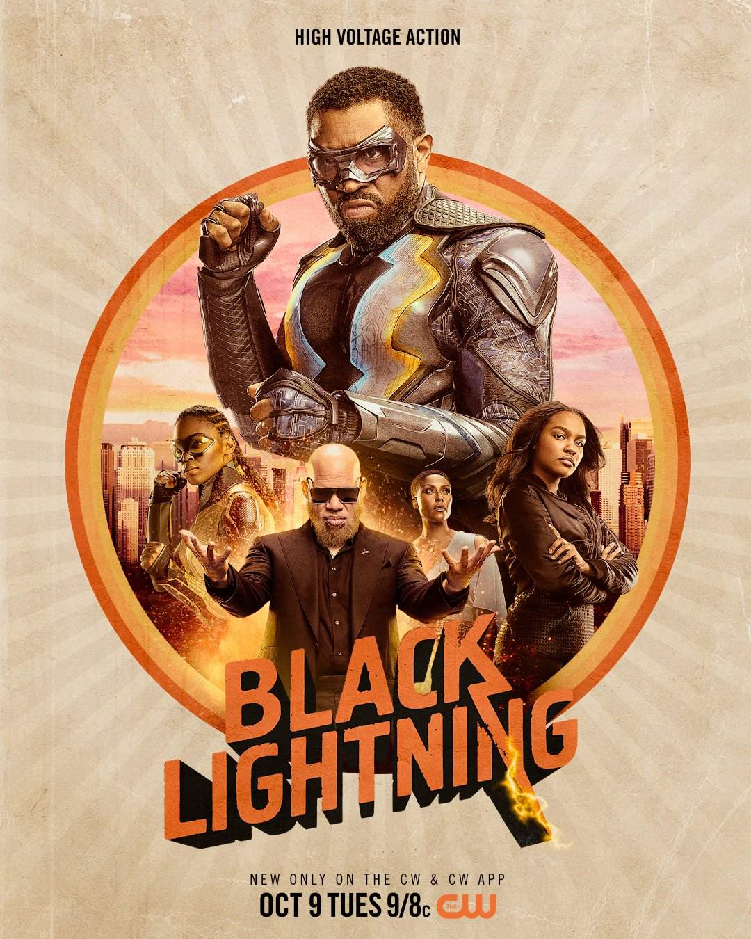 Black Lightning, saison 2