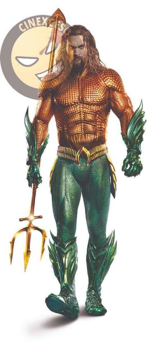 Aquaman, image promo