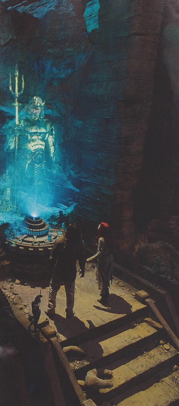 Image inédite du film Aquaman dans Preview