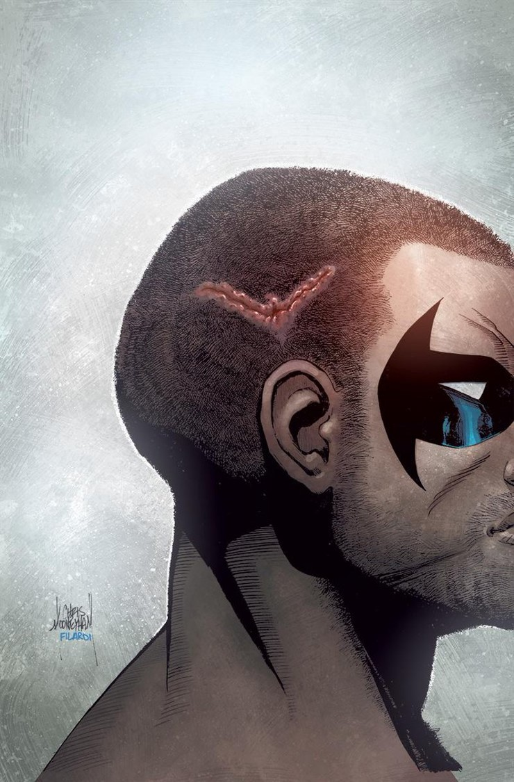 Nightwing #50 (DC Comics) par Chris Mooneyham