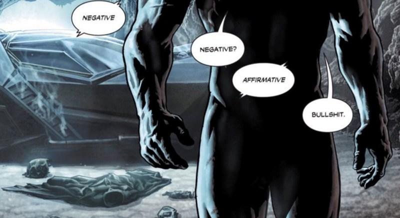 Batman: Damned #1 : Version censurée