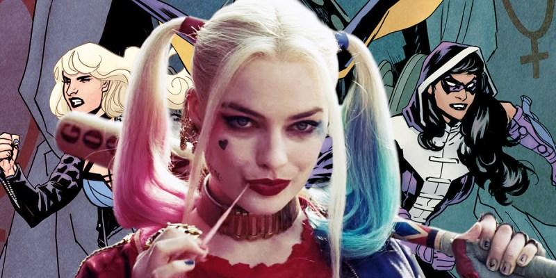 Birds of Prey, avec Harley Quinn (Margot Robbie)