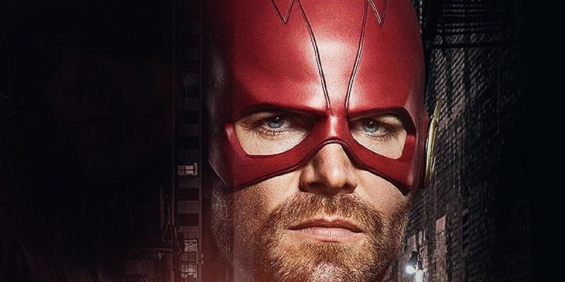 Stephen Amell est Oliver Queen alias The Flash dans le crossover Elseworlds de la CW.