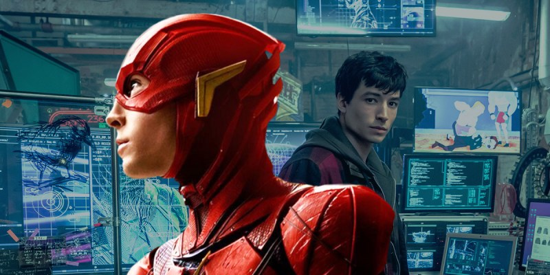 The Flash (Ezra Miller)