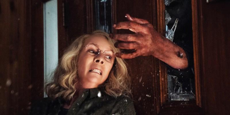 Jamie Lee Curtis dans Halloween