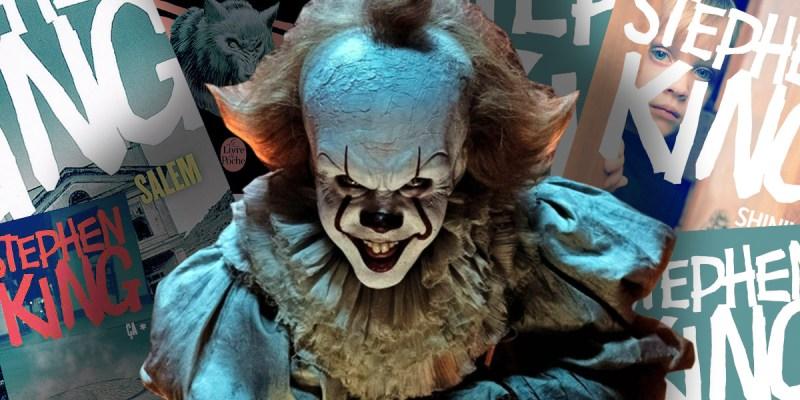 Stephen King : 5 livres à lire pour Halloween