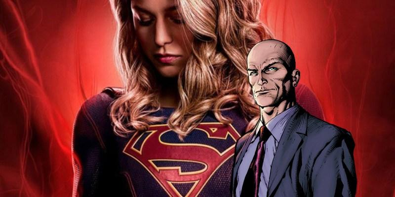 Lex Luthor fera son entrée dans la saison 4 de Supergirl sur la CW