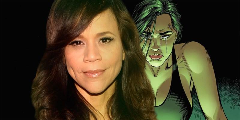 Rosie Perez est Renee Montoya dans Birds of Prey