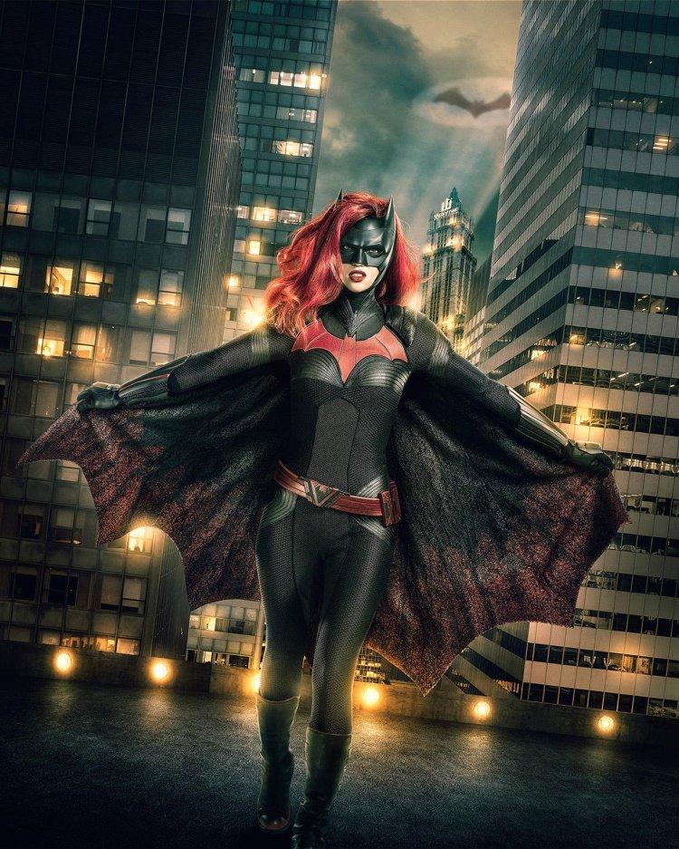 Ruby Rose est Batwoman pour la CW