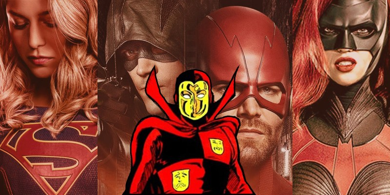 Psycho-Pirate rejoint le crossover Elseworlds