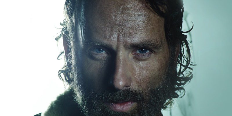Rick Grimes (Andrew Lincoln) dans The Walking Dead