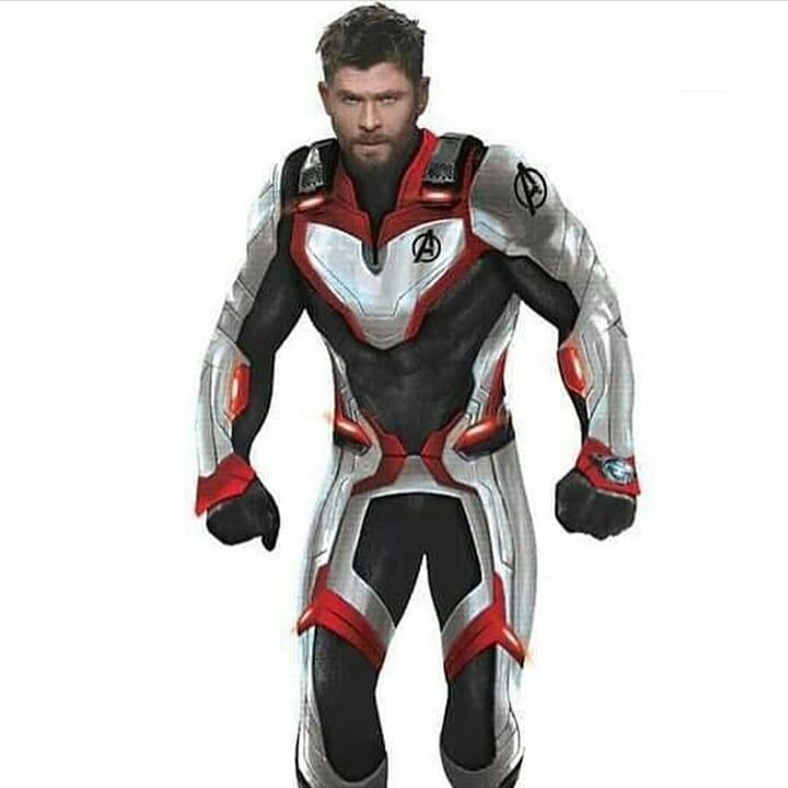 Thor dans Avengers 4