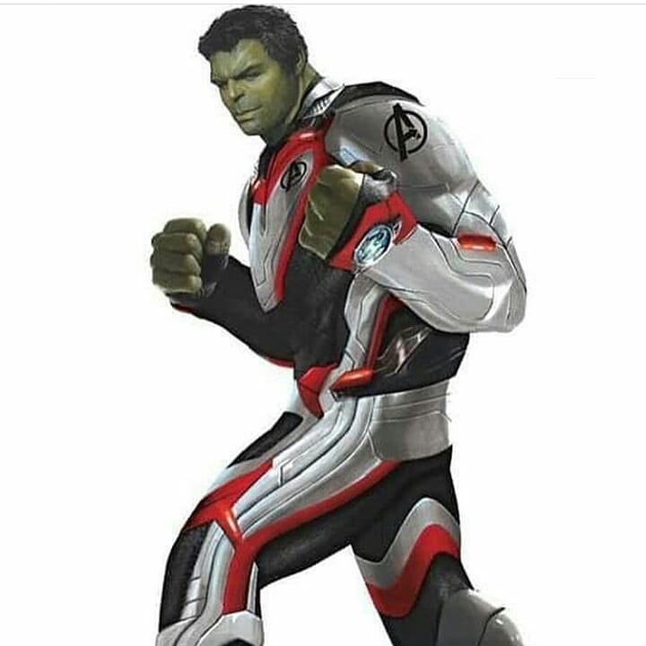 Hulk dans Avengers 4