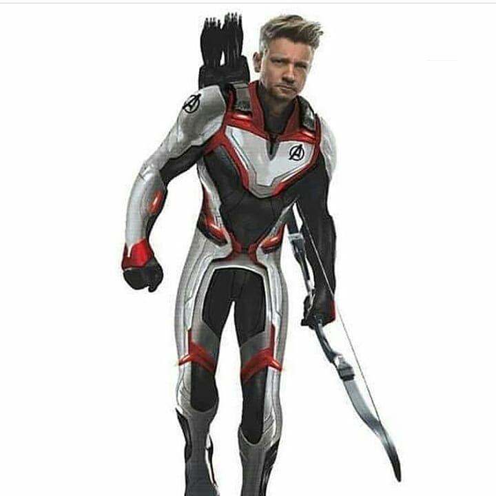 Hawkeye dans Avengers 4