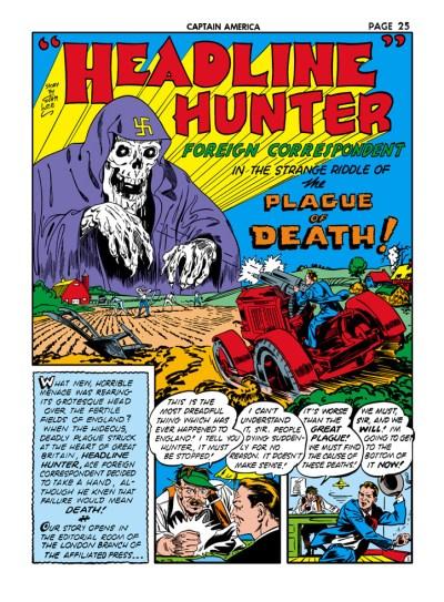 Captain America Comics #5