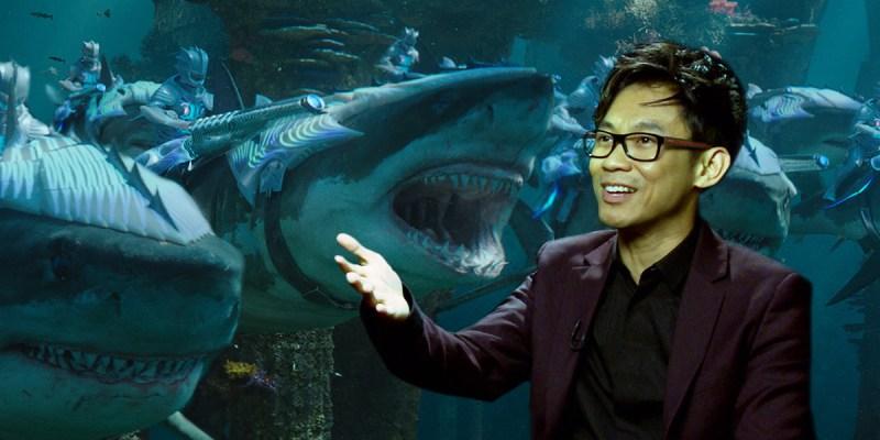 James Wan, réalisateur d'Aquaman