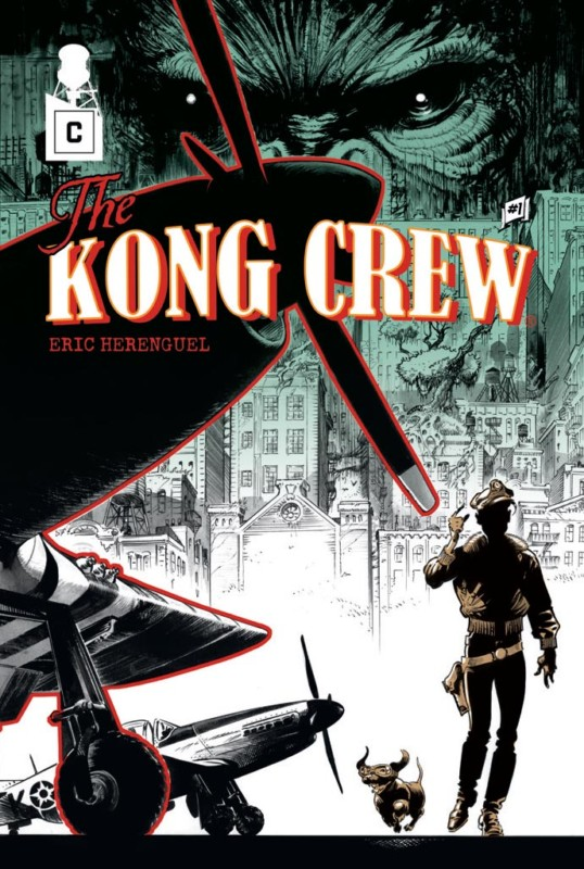 The Kong Crew, par Éric Hérenguel